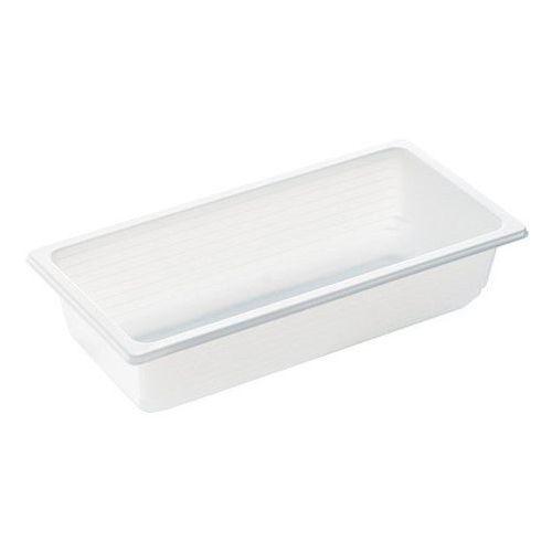 Taca CPET | biała | 210x100x50 mm | 660szt.