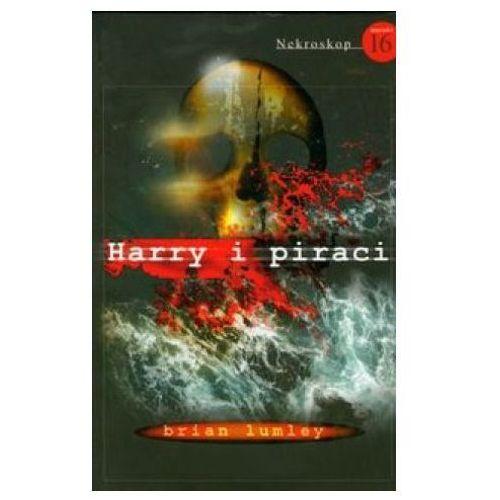 HARRY I PIRACI. NEKROSKOP 16 Brian Lumley (2010)