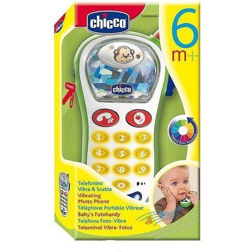 CHICCO Telefon z aparate m fotograficznym (8003670739456)