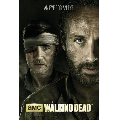 Gb The walking dead - oko za oko - plakat (5028486234349)