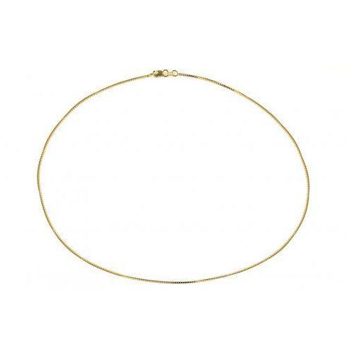 Saxo Biżuteria damska ze złota pr.585 14 karat łańcuszek złoty zl.a.389.01