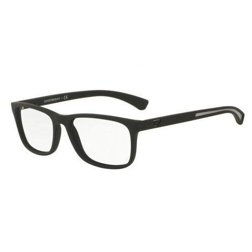 Okulary korekcyjne  ea 3092 5063 54 marki Emporio armani