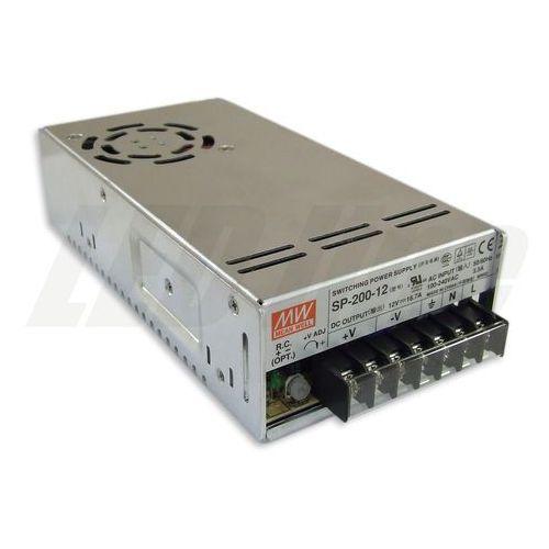 Zasilacz modułowy Mean Well 16.7A 200W 12V
