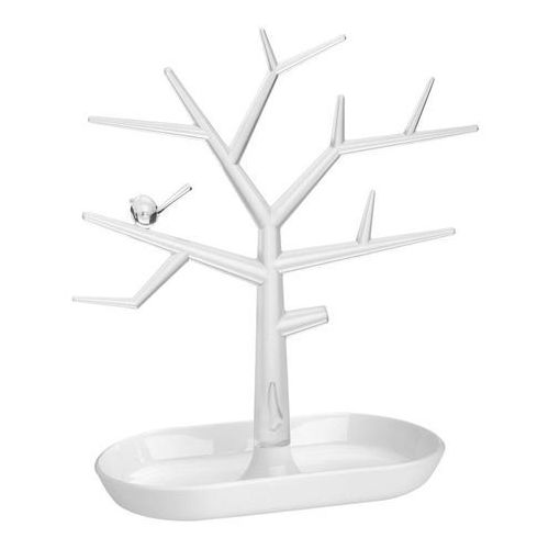 Drzewko na biżuterię transparentne (białe) Pi:P Koziol, KZ-5260100