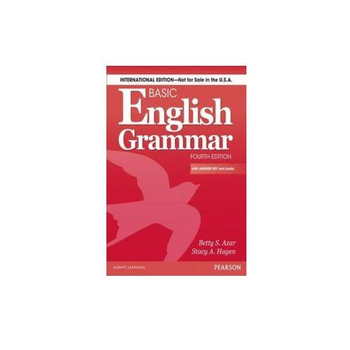 Basic English Grammar Student Book with Answer Key, International Version (9780133818895)