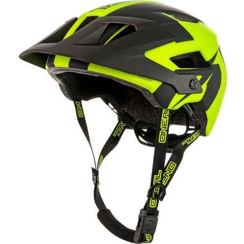 Oneal defender 2.0 kask rowerowy żółty/czarny s/m | 54-58cm 2018 kaski rowerowe