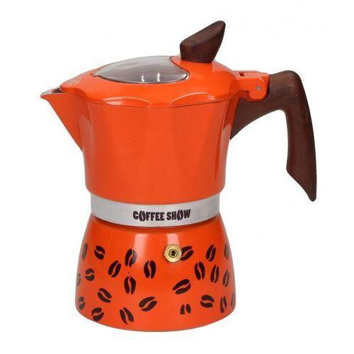 Kawiarka GAT Coffee Show 3 TZ Pomarańczowy, towar z kategorii: Kawiarki