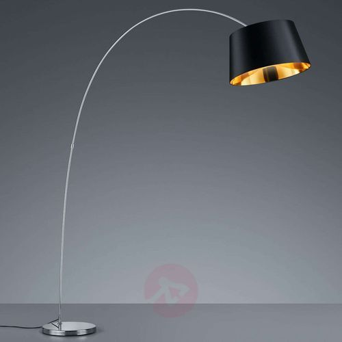 Trio-Leuchten Linz Lampa Stojąca Chrom, 1-punktowy - Nowoczesny - Obszar wewnętrzny - LINZ - Czas dostawy: od 4-8 dni roboczych