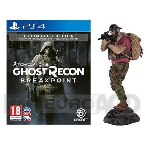 Ubisoft Tom clancy's ghost recon breakpoint - edycja ultimate + figurka