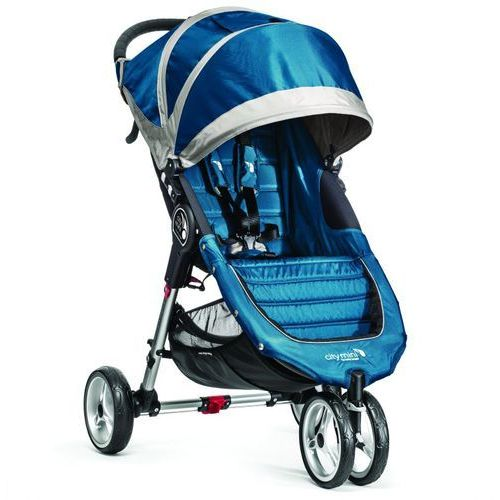Wózek BABY JOGGER City Mini Single Teal/Gray + DARMOWY TRANSPORT!