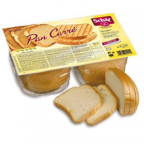 Schar Chleb pan carre- chleb biały (2x200g)- bezglutenowy  (8008698001011)