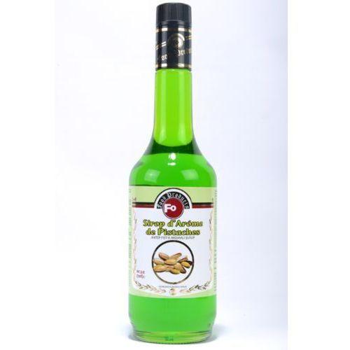 Syrop fo pistachio - pistacjowy 0,7l marki Fo food products