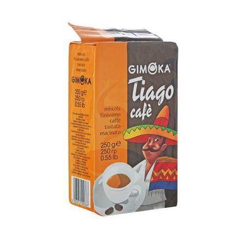 Gimoka 250g tiago cafe kawa mielona