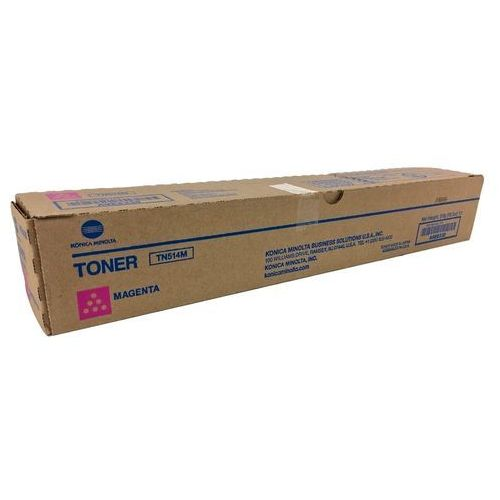 Konica Minolta toner Magenta TN-514M, TN514M, A9E8330, A9E8350
