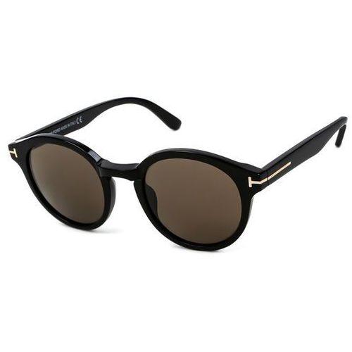 Tom ford Okulary słoneczne ft0400 lucho 01j