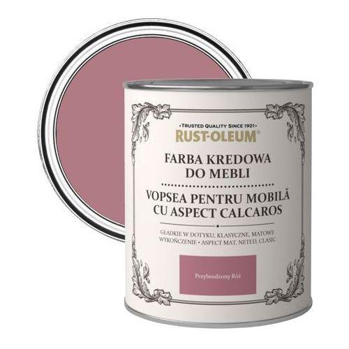 Farba kredowa do mebli przybrudzony róż 0,75 l marki Rust-oleum
