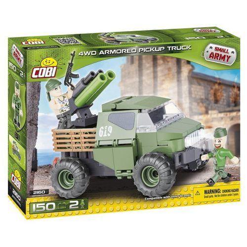 Armia Terenowy samochód opancerzony - Cobi Klocki