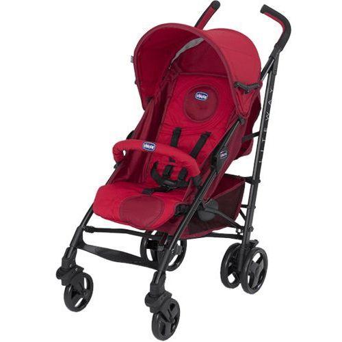 liteway top wózek spacerowy z barierką – red od producenta Chicco