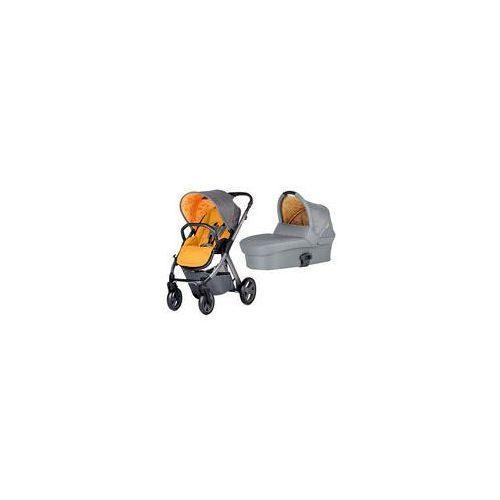 Wózek wielofunkcyjny 2w1 X-Pulse X-lander (sunny orange), 00607 00775