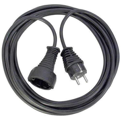 przedłużacz wysokiej jakości, 25m, czarny, h05vv-f 3g 1,5 marki Brennenstuhl