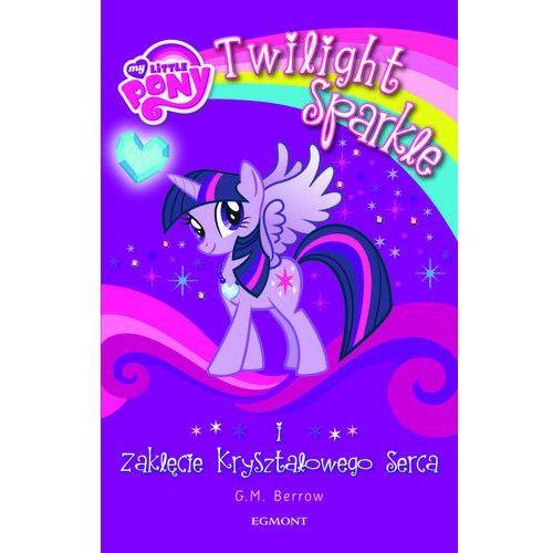 My Little Pony Twilight Sparkle i zaklęcie kryszta - Jeśli zamówisz do 14:00, wyślemy tego samego dnia. Darmowa dostawa, już od 99,99 zł. (2015)