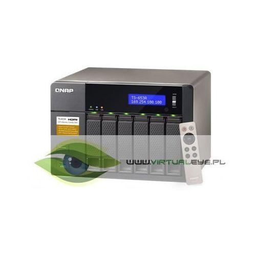 TS-653A-8G 6x0HDD 8GB 1.6GHZ 4xLAN USB3.0
