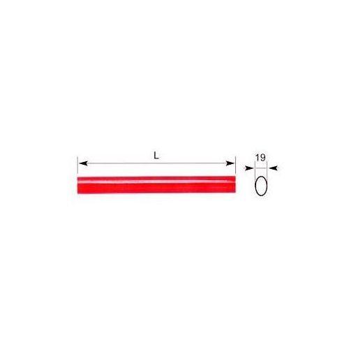 Iseo Drążek do antypanika idea base, palmo l-830 mm czerwony