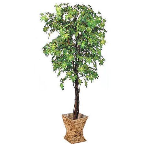 Greentree Sztuczne drzewka kwiaty drzewko klon zielony