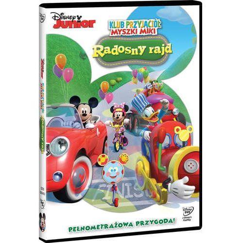 Klub Przyjaciół Myszki Miki. Radosny rajd (DVD) - Galapagos. Najniższe ceny, najlepsze promocje w sklepach, opinie.