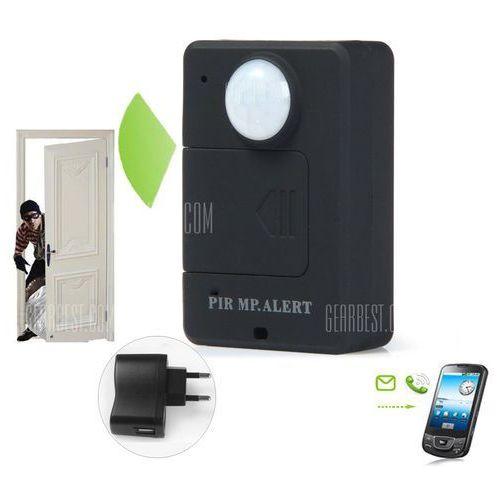 Smart PIR MP Alert A9 Anti-theft Monitor Detector GSM Alarm System for Home - EU Plug - sprawdź w wybranym sklepie