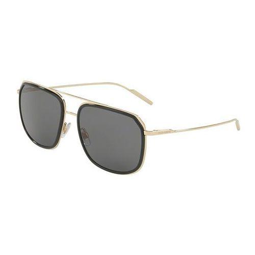 Dolce & gabbana Okulary słoneczne dg2165 polarized 488/81