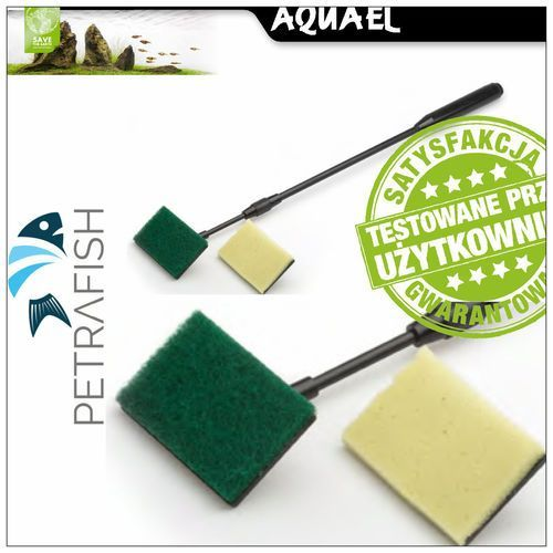 Aquael SCRAPER Glass Cleaner 3in1 - Czyścik do akwarium profesjonalny