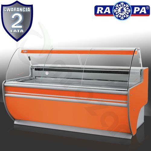 Lada chłodnicza RAPA L-D 137/107, L-D 137/107