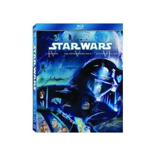 STAR WARS - ORIGINALS TRILOGY 4-6 Blu-Ray 3BD + Taniej niż na wyprzedaży do 08.09! + DARMOWA DOSTAWA!