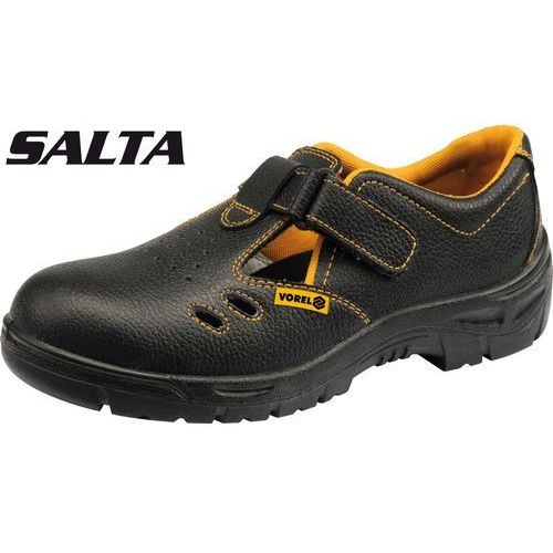 Sandały robocze salta s1 rozmiar 44 / 72806 / VOREL - ZYSKAJ RABAT 30 ZŁ