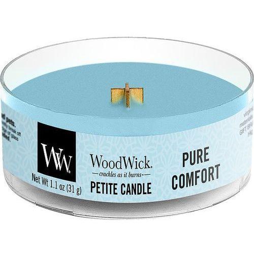 Woodwick Świeca petite pure comfort - 66489e