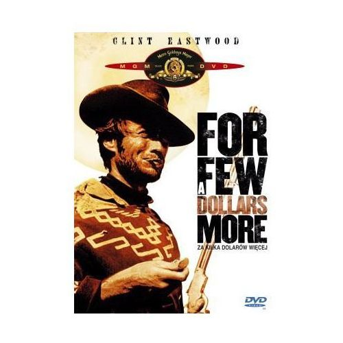 Za kilka dolarów więcej (DVD) - Sergio Leone (5903570111938)