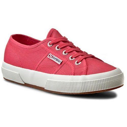 Tenisówki - 2750 cotu classic s000010 paradise pink t33 marki Superga