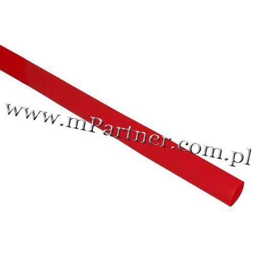Mpartner Rura termokurczliwa elastyczna v20-hft 10/5 czerwona