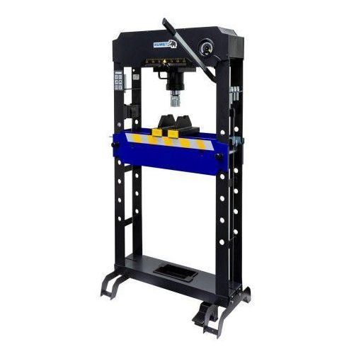 Prasa hydrauliczno pneumatyczna 50 ton – SP50HAM, SP50HAM
