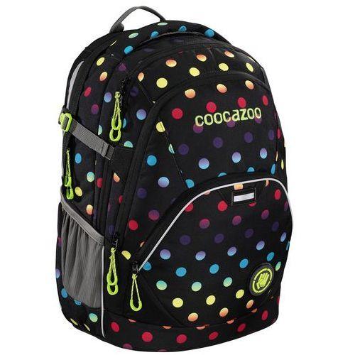 Coocazoo plecak szkolny evverclevver ii, magic polka