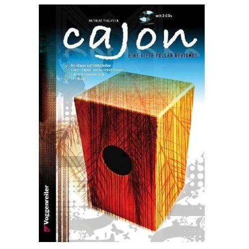 Cajon, m. 2 Audio-CDs (9783802406102)