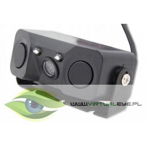 Kamera cofania typ 16 z czujnikami parkowania marki Virtualeye