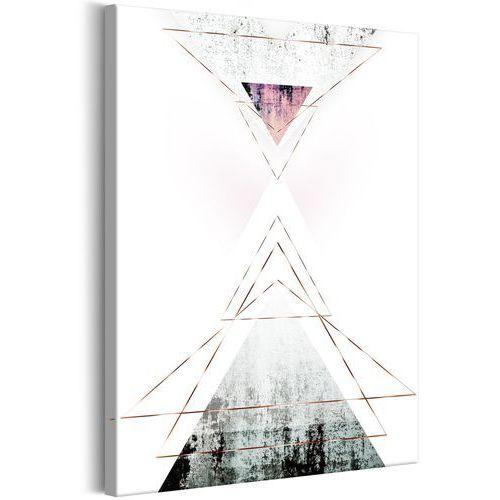 Obraz - Geometryczna abstrakcja (1-częściowy) pionowy