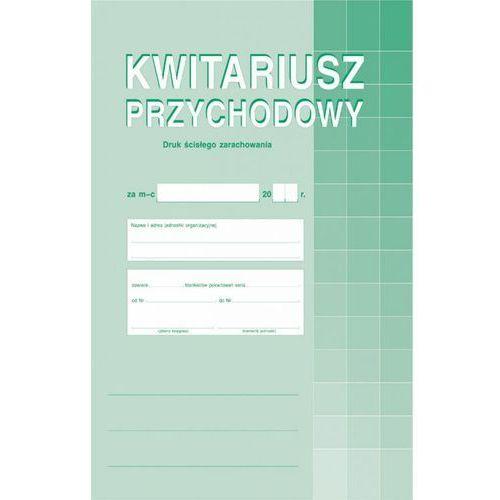 Kwitariusz przychodowy num. michalczyk&prokop 400-1 - a4 (oryginał+2 kopie) marki Michalczyk i prokop