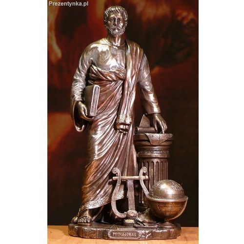 Figurka Pitagoras Veronese na prezent