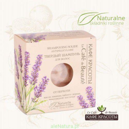 Le cafe de beaute twardy szampon przeciwłupieżowy (4627090990507)