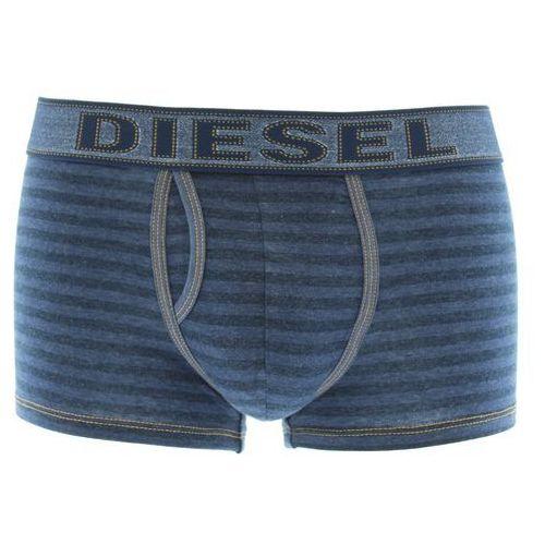 Diesel Bokserki Niebieski XS, kolor niebieski