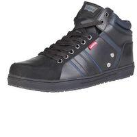 Levis Męskie buty levi's 227511 179 czarne