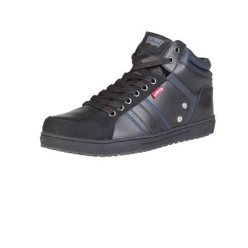 Męskie buty levi's 227511 179 czarne marki Levis